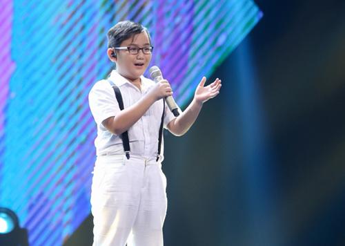 Cô bé hát Quốc ca 12 tuổi gây sốt The Voice Kids - 12