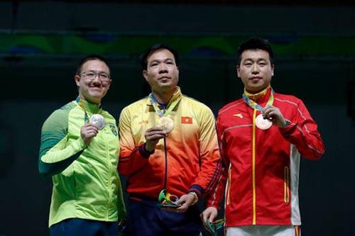 BXH Olympic: Việt Nam xếp thứ 6, đứng trên Trung Quốc - 1