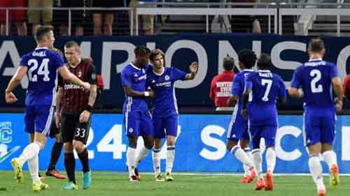 Bremen - Chelsea: Thắng nhàn, chờ Premier League - 1