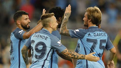 Arsenal – Man City: Tổng duyệt cho khát vọng - 2