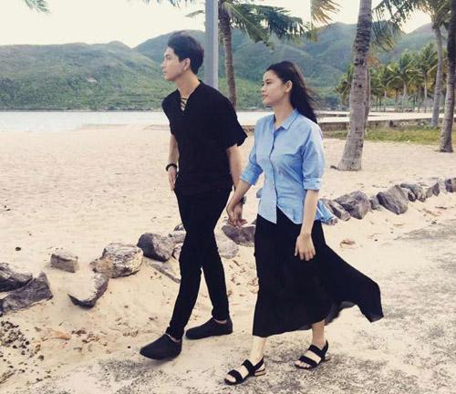 Vợ chồng Trương Quỳnh Anh ngày càng mặn nồng sau sóng gió - 4