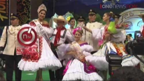 """6 pha """"dở khóc dở cười"""" tại chung kết cuộc thi hoa hậu - 4"""