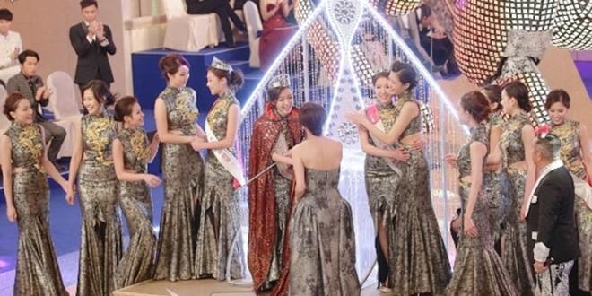 """6 pha """"dở khóc dở cười"""" tại chung kết cuộc thi hoa hậu - 9"""