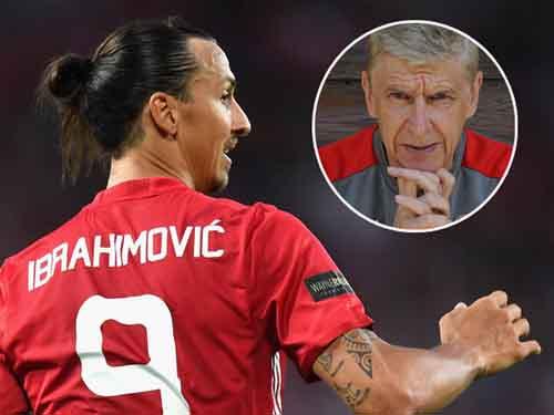 """Tin HOT tối 7/8: Wenger chê Ibrahimovic """"quá già"""" - 1"""