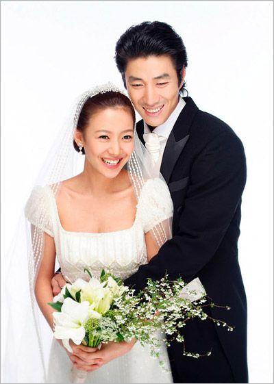 Người đẹp may mắn làm vợ công tử giàu nhất nhì Hàn Quốc - 1