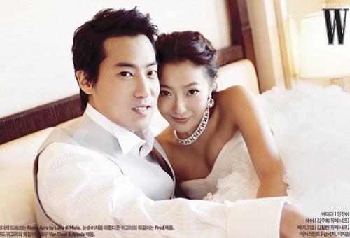 Người đẹp may mắn làm vợ công tử giàu nhất nhì Hàn Quốc - 7