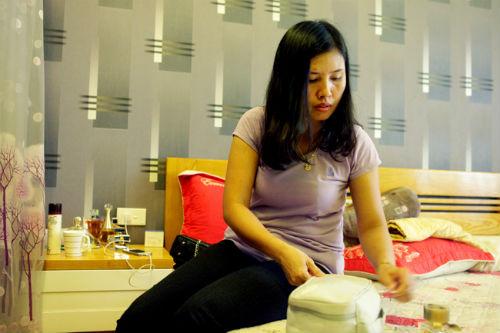 Vợ xạ thủ Hoàng Xuân Vinh nghẹn ngào về giấc mơ giản dị - 3