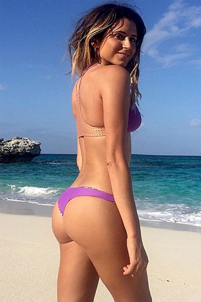 Cô là một trong những bóng hồng xinh đẹp nhất Thế vận hội Rio.