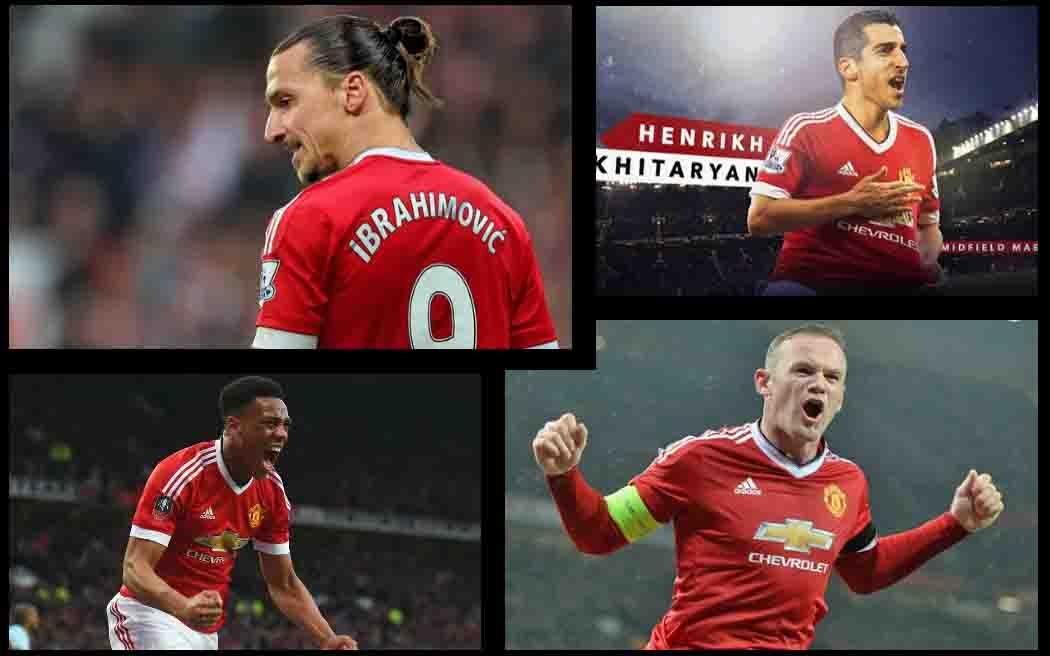 Ngoại hạng Anh 2016/17: Hàng công so tài, bùng nổ bàn thắng - 1