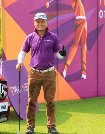 Vỡ òa với cú đánh ẵm giải 1,5 tỷ đồng của golfer Ngọc Dương - 1
