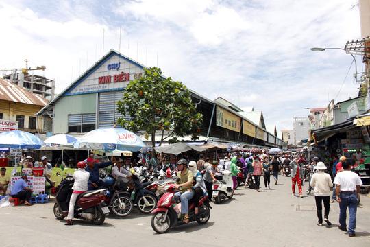 Nhận diện khu chợ tử thần giữa Sài Gòn - 1