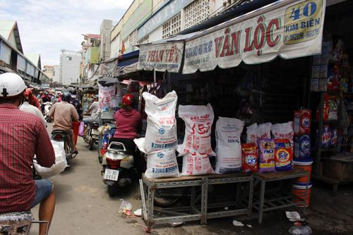 Nhận diện khu chợ tử thần giữa Sài Gòn - 4