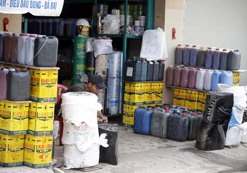 Nhận diện khu chợ tử thần giữa Sài Gòn - 8