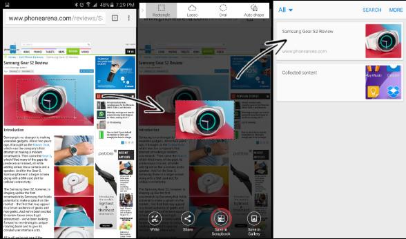 Soi tính năng độc đáo trên S Pen của Galaxy Note 7 - 2