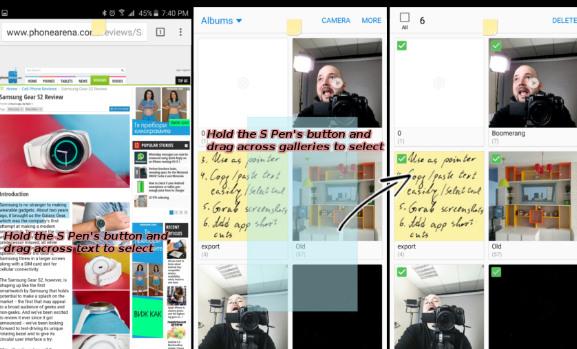 Soi tính năng độc đáo trên S Pen của Galaxy Note 7 - 3