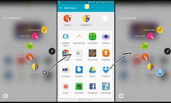 Soi tính năng độc đáo trên S Pen của Galaxy Note 7 - 5
