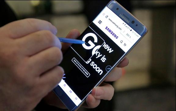 Soi tính năng độc đáo trên S Pen của Galaxy Note 7 - 8