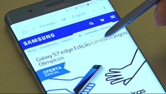 Soi tính năng độc đáo trên S Pen của Galaxy Note 7 - 9