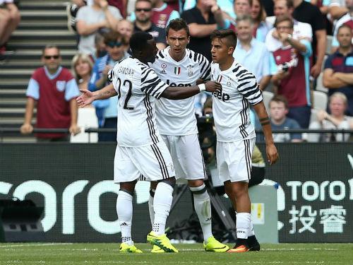 West Ham - Juventus: Rượt đuổi mưa bàn thắng - 1