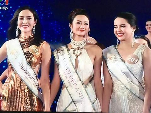 Nhan sắc Hải Phòng giành vương miện Hoa hậu Bản sắc - 1
