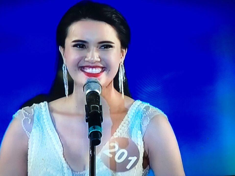 Nhan sắc Hải Phòng giành vương miện Hoa hậu Bản sắc - 6