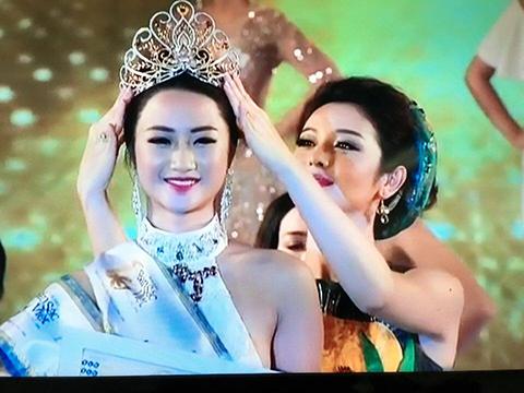 Nhan sắc Hải Phòng giành vương miện Hoa hậu Bản sắc - 8