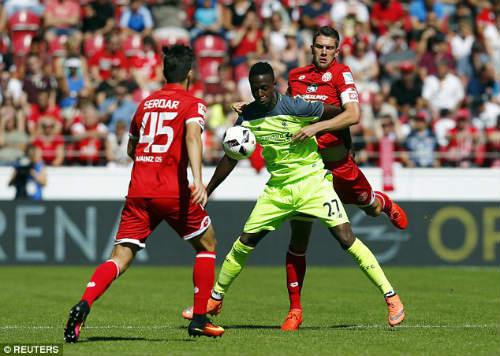 Mainz - Liverpool: Thêm một lần gây sốc - 1
