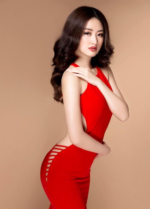 Ngắm vẻ đẹp gợi cảm của tân hoa hậu Bản sắc Việt - 7