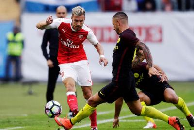 Chi tiết Arsenal - Man City: Chấn thương kinh hoàng (KT) - 3