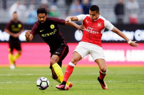 """Arsenal - Man City: Đột biến từ """"nhân tố X"""" - 1"""
