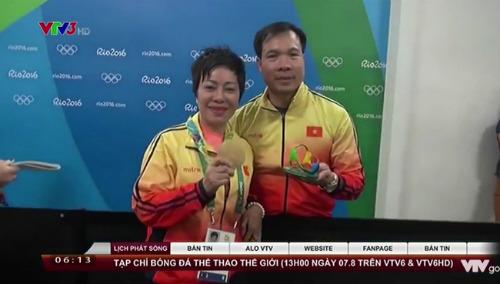 """HLV của xạ thủ Hoàng Xuân Vinh: """"Tôi vẫn đang bay chưa dừng lại được"""" - 1"""