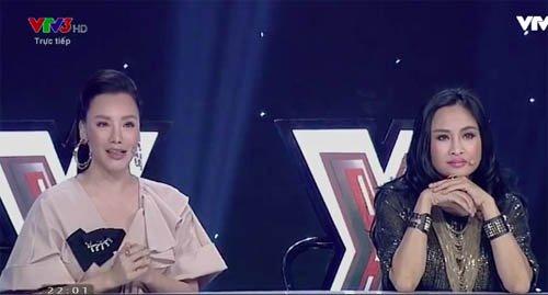 Hương Hồ làm mặt lạnh sau hàng loạt scandal tại X-Factor - 2