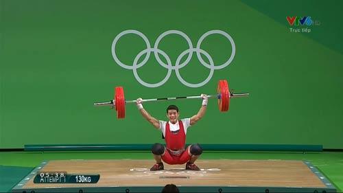 Đoàn Việt Nam ở Olympic ngày 2: Kim Tuấn không thể vượt qua chính mình - 1