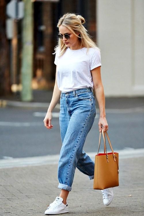 Mặc đồ jeans thế nào khi trời siêu nóng? - 4