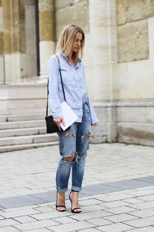 Mặc đồ jeans thế nào khi trời siêu nóng? - 8