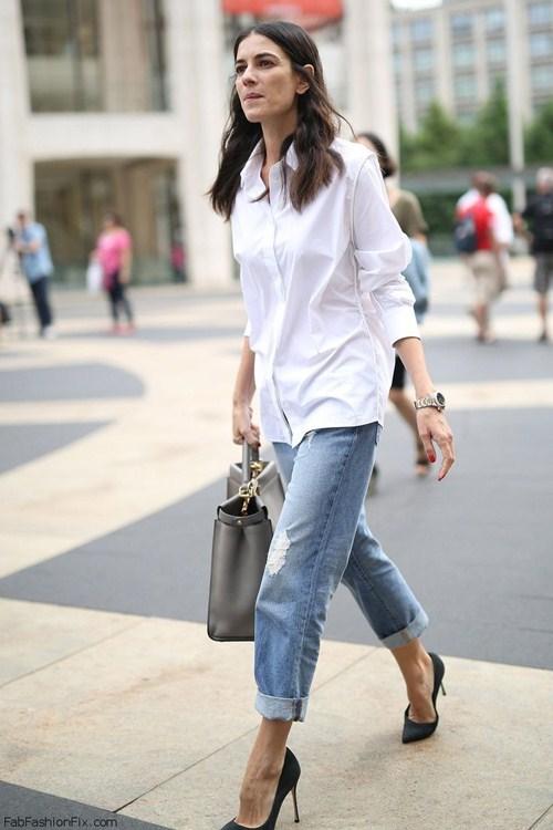 Mặc đồ jeans thế nào khi trời siêu nóng? - 7
