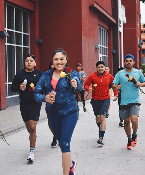 Nàng béo giảm thành công 15kg sau vài tháng chạy bộ - 6