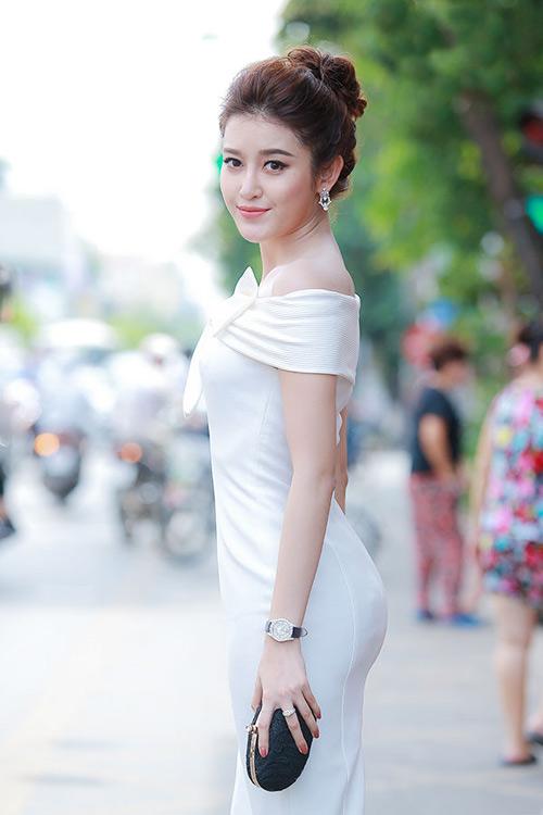 """Á hậu Huyền My: """"Tôi đã cuồng làm đẹp thẩm mỹ"""" - 1"""