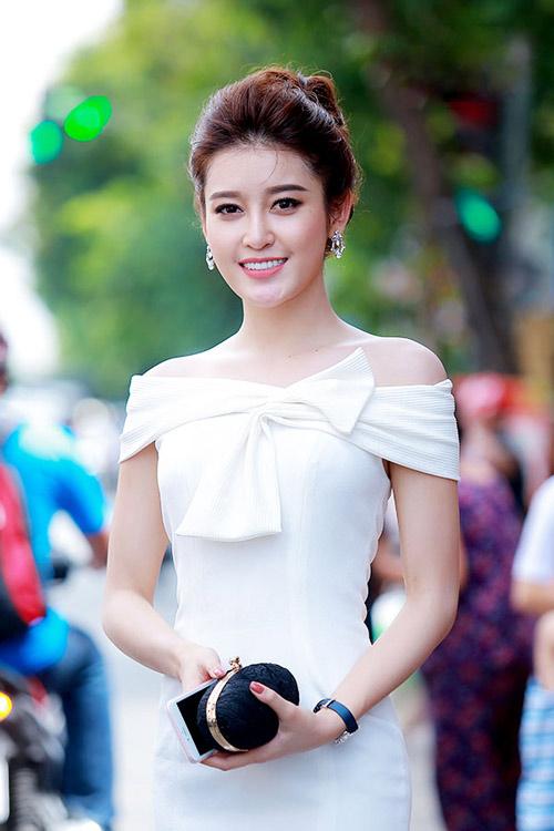 """Á hậu Huyền My: """"Tôi đã cuồng làm đẹp thẩm mỹ"""" - 3"""