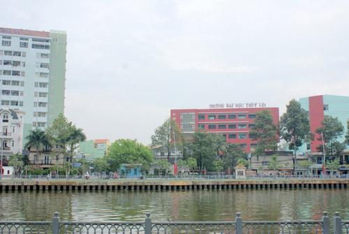 Cơ sở 2 – Đại học Thủy Lợi, trường công lập với khả năng đậu cao - 1