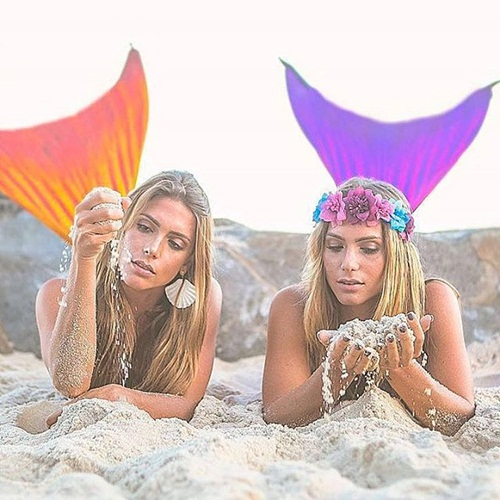 Cặp chị em sinh đôi xinh đẹp, tài năng nhất Brazil - 5