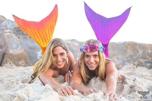Cặp chị em sinh đôi xinh đẹp, tài năng nhất Brazil - 6