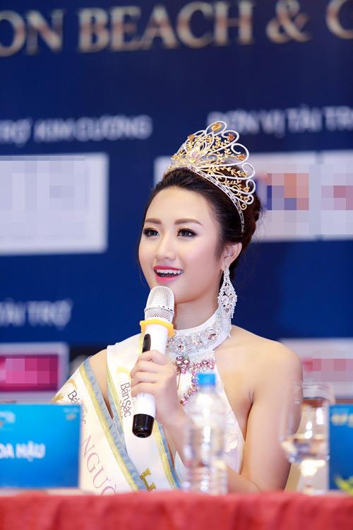 Tân HH Bản sắc Việt phủ nhận biết trước câu hỏi ứng xử - 1