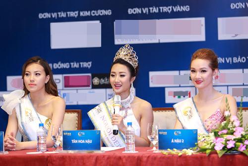 Tân HH Bản sắc Việt phủ nhận biết trước câu hỏi ứng xử - 2