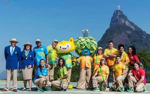 Thời trang thể thao 361º tài trợ trang phục Olympic Rio 2016 - 1