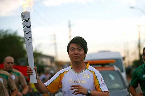 Thời trang thể thao 361º tài trợ trang phục Olympic Rio 2016 - 4