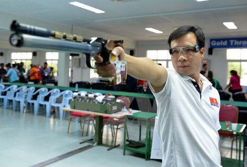 Hoàng Xuân Vinh viết tiếp giấc mơ gây sốc ở Olympic - 1