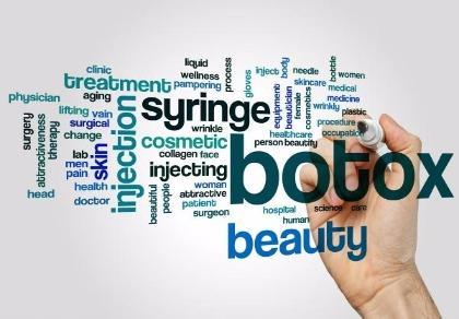 Botox có khả năng dịch chuyển khắp cơ thể - 1