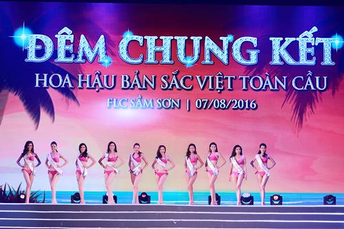 Cận cảnh màn bikini tại chung kết Hoa hậu Bản sắc Việt - 6