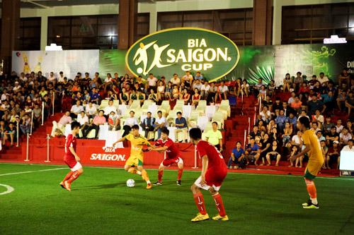 Đội Đinh Gia FC xuất sắc giành Cúp Vô Địch Bia Sài Gòn khu vực Đồng Nai - 3